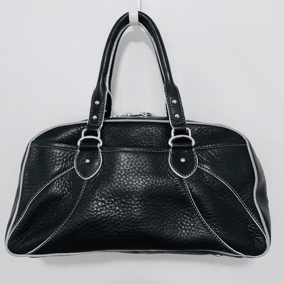 19b47d5f9c9 Cole Haan Bags | Leather Satchel Village Collection | Poshmark